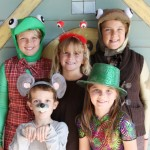 Maui Preparatory Students in musical production of A Year With Frog and Toad. Courtesy Photo.