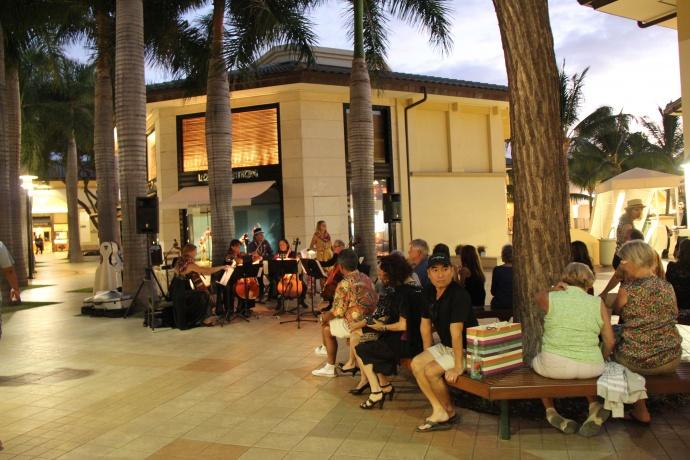 Shops at Wailea, Maui Now file photo courtesy Windermere Foundation.