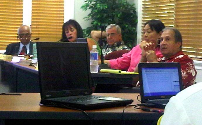 Maui Charter Commission. Maui Now file photo.