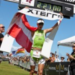 Michi Weiss. Photo courtesy XTERRA.