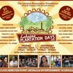 Weekend Round-Up: Plantation Days, Job & Food Fairs
