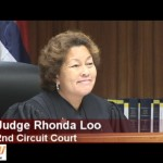 Judge Rhonda Loo. Photo by Wendy Osher.