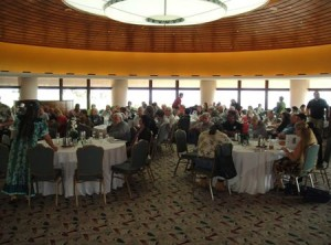 Last year's CCM meeting was a packed house event for the condo community. Photo courtesy of CCM