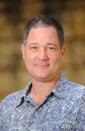 Carl Bonhan, UHERO executive director and associate professor of economics. Courtesy photo.