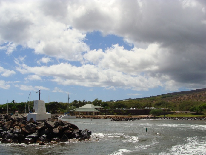 Manele Bay, file photo by Wendy Osher.