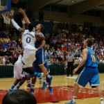2011 EA SPORTS Maui Invitational - Game 8 - UCLA vs Kansas. Photo by Wendy Osher.