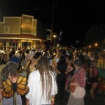 Halloween on Front Street, 2011. File photo.