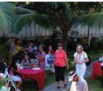 Lei of Aloha at the Ulupono Inn. Courtesy photo.