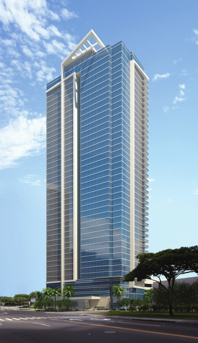 Maui now a b plans new high rise condo near ala moana for Design consultancy chicago