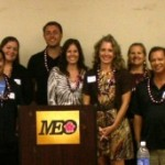 MEO BDS Core Four Business Planning graduates. Photo courtesy of MEO.