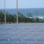MACC Solar panel project. Photo by Wendy Osher.