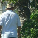 Kahului murder investigation. Photo by Wendy Osher.