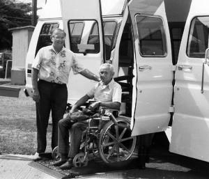 Souki then - MEO wheelchair representative house 8th district