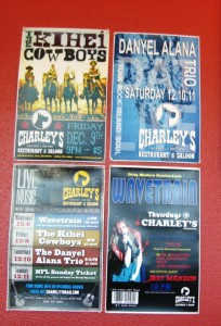 charleys  posters