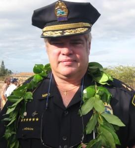 deputy chief lawrence hudson