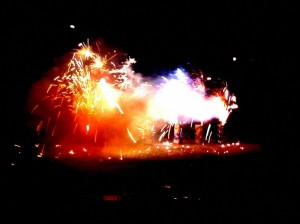 Maui fireworks, file photo by Wendy Osher.
