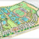 Kihei High School conceptual image courtesy: Group 70 International Inc., State of Hawaii Draft EIS.