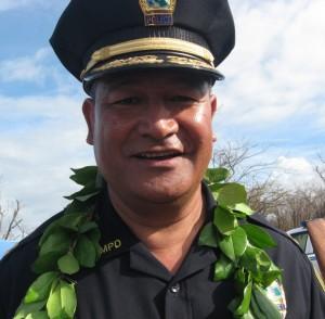 kihei station commanding officer Tivoli Faaumu