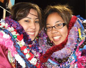 Maui Project Graduation image, courtesy county of Maui Volunteer Center.