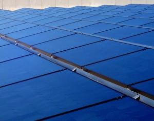 Solar panels. Photo by Wendy Osher.