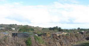 shanty town slum ghetto iao stream