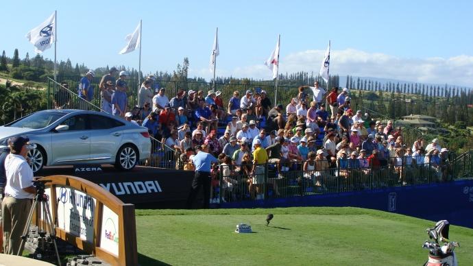 2012 Hyundai Tournament of Champions. File photo by Wendy Osher.