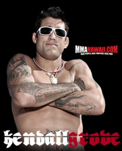 Kendall Grove Pic MMA Hawaii