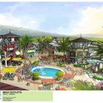 Architectural Rendering of Maui Outlets, courtesy Eclipse Development Group.