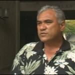 William Aila, DLNR Board Chair. Courtesy of Hawaii News Now.