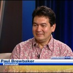 Paul H. Brewbaker, Ph.D., Council on Revenues chair. Photo courtesy of Hawaii News Now.