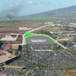Image highlighting proposed amendments due to a runway extension. Photo courtesy of DOT.