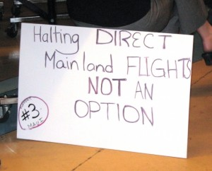 signs for option 3
