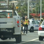 Accident Quickly Cleared at Kaahumanu/Mahalani Intersection