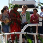 VIDEO: Whale Response & Research Vessel Dedicated on Maui