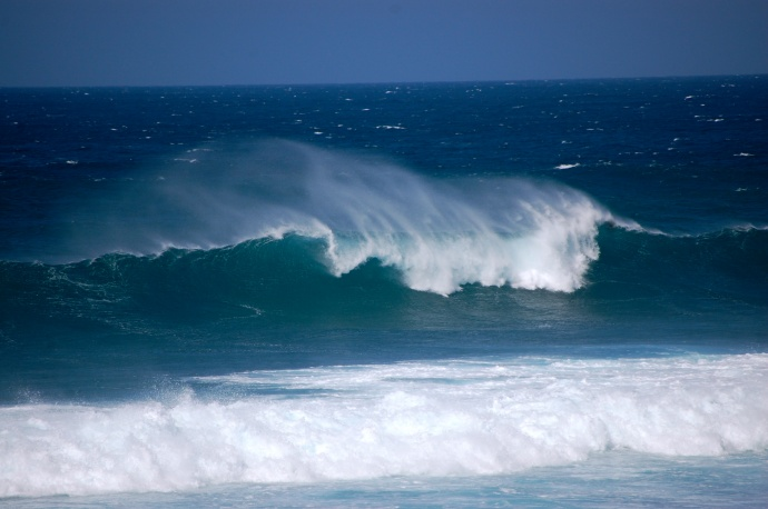Blustery Winds, High Surf Expected for Maui County