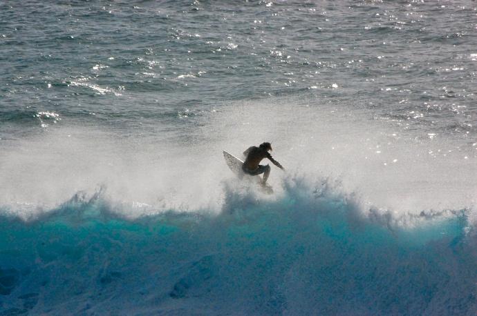 Honolua Bay. File photo by Madeline Ziecker.