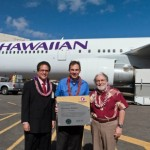 Hawaiian Airlines Earns First-Ever Aviation Carbon Credits