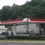 "Hillside 75 Gas Station in Wailuku is the site of First Insurance Company's ""takeover"". Courtesy of FIC."