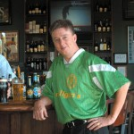 Mike O'Dwyer- owner of Mulligan's on the Blue restaurant and bar. Courtesy photo.
