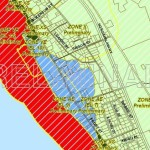 Lahaina area Digital Flood Insurance Rate Maps. Courtesy of FEMA. Click to enlarge.