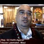 Governor Appoints Gilbert Keith-Agaran to Maui Senate Seat