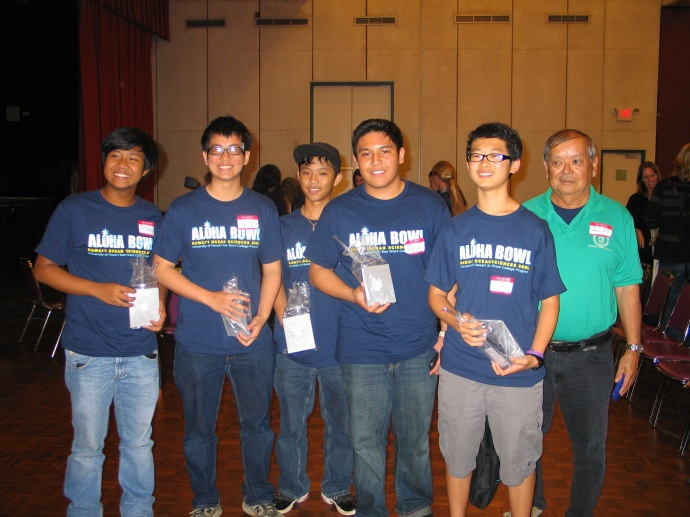 Maui Now : Maui High Heads to National Ocean Sciences Bowl