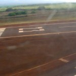 Kahului Airport runway. File photo by Wendy Osher.