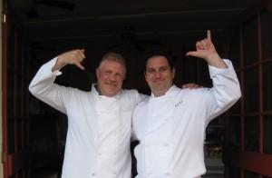 Dan Southmayd and John Webb Vineyard Food Company July 2012