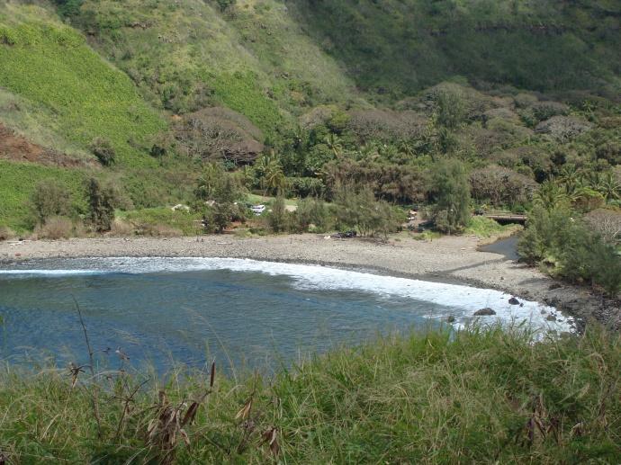 Honokohau Bay photo by Wendy Osher