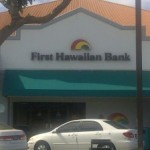 First Hawaiian Bank, Kihei branch. Photo by Sonia Isotov