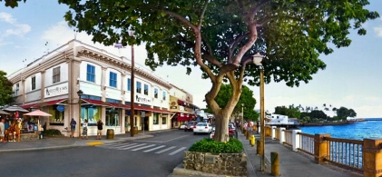 Front Street Lahaina. File photo.