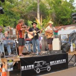 Entertainment on the Main Stage will feature the Haiku Hillbillys starting at 6 p.m. Photo courtesy of Gilbert & Associates