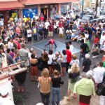 Break dancing! Wailuku First Friday! Photo courtesy of WFF.