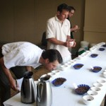 Entrants in the 4th Annual Statewide Cupping Competition will be evaluated by an independent panel of industry professionals. Photo courtesy of HCA.